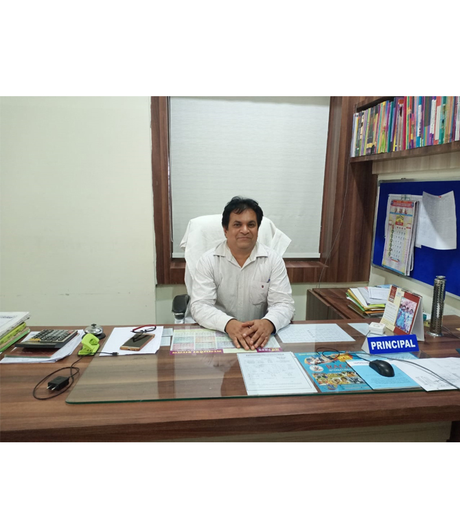 Raghu Internation School principal